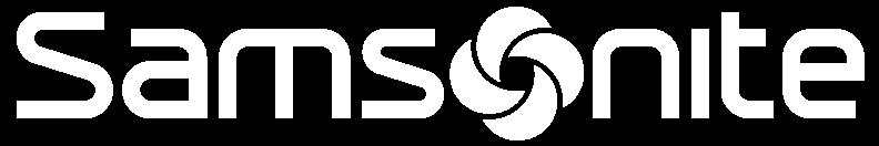 Samsonite Logo WHITE